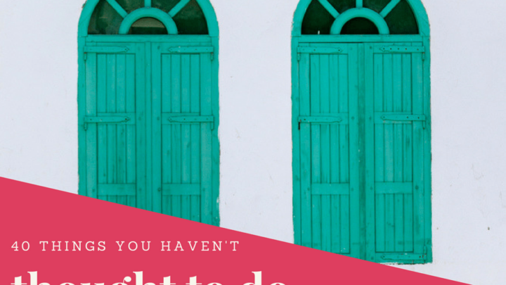 40 Things to Do in Morocco You Haven't Thought Of!