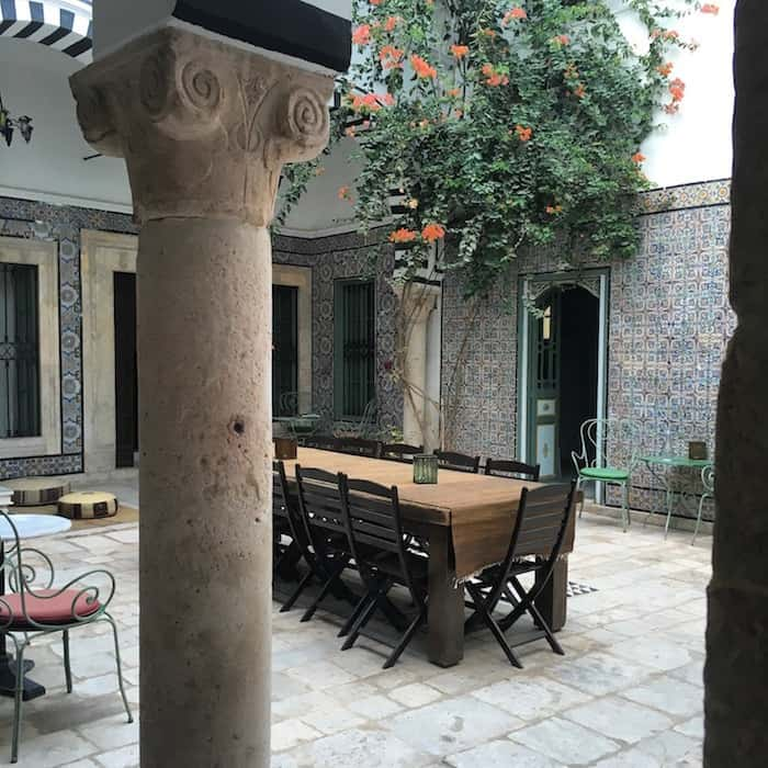 Dar Ben Gacem Guesthouse in Tunis