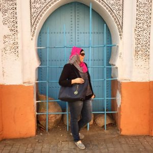 Mistakes in Morocco: Not Covering Up