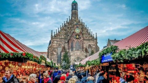 19 Great European Christmas Markets for Kids