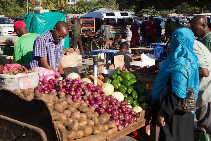 Stonetown Zanzibar, African Food Cities