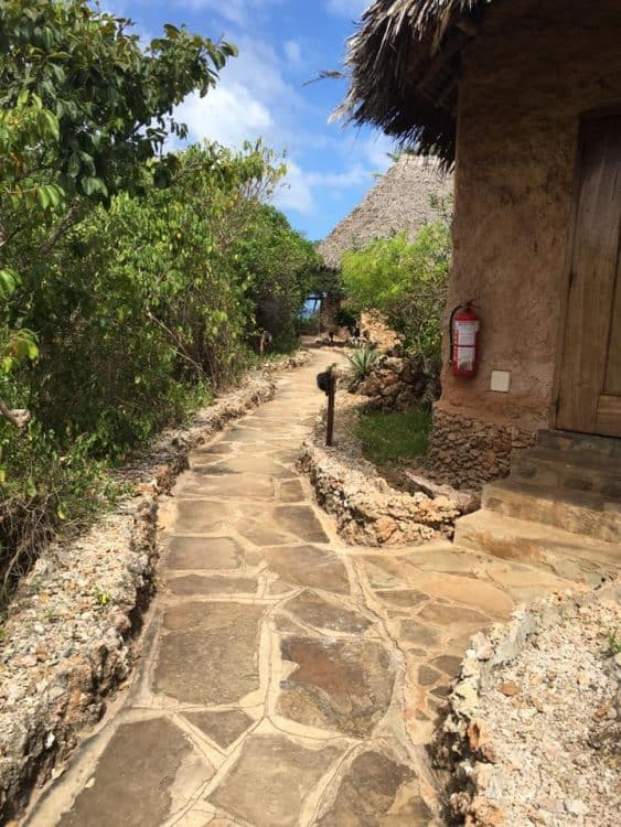 Nomad and Chale Island by The Sands