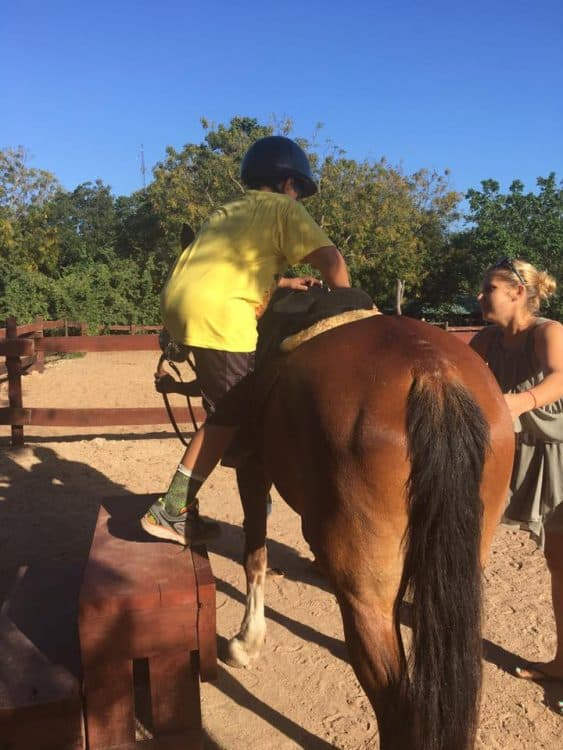 Horseback Riding in Kenya