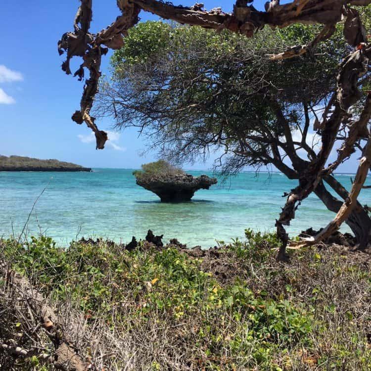 Chale Island, Kenya