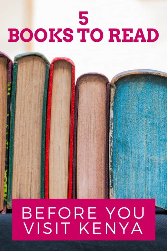 5 Books to Read Before You Visit Kenya