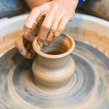 Fez Morocco Pottery