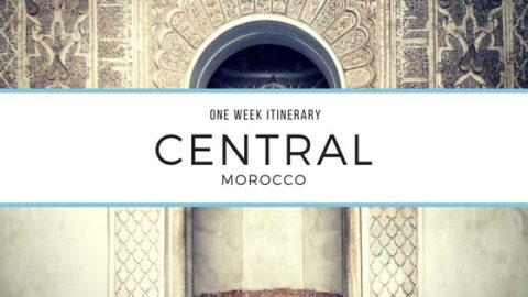 Have a Week in Morocco? Here's 3 Ways to Spend It.