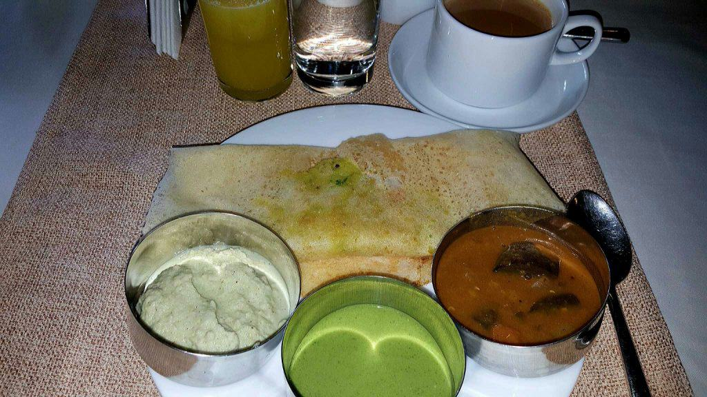 Breakfast in Kerala India