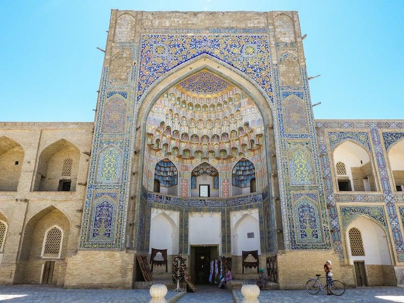 Muslim Countries to Visit in 2017 - Uzbekistan