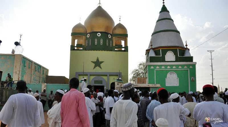 Muslim Countries 2017 Sudan