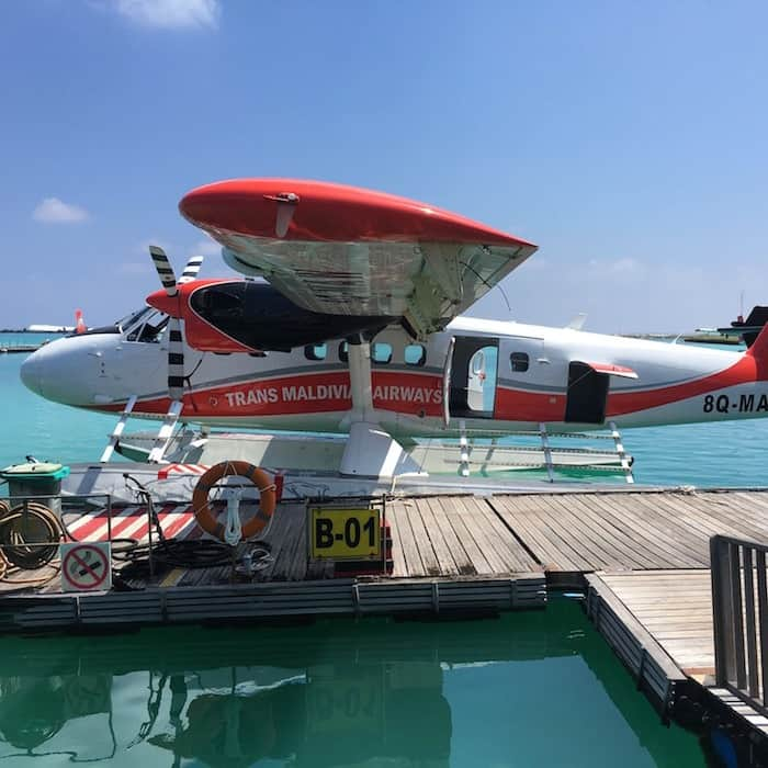 How to Fly a Seaplane in the Maldives