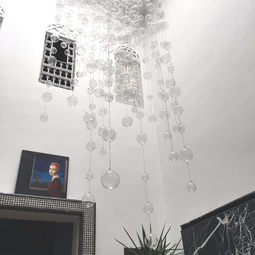Ceiling at Nur