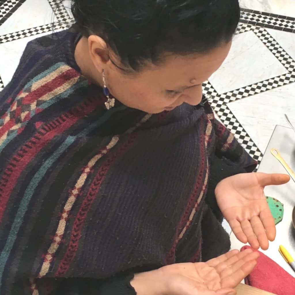 Making Magic with Najat at Nur