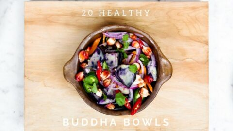 20 Buddha Bowls that Will Make You Forget it's Good for You!