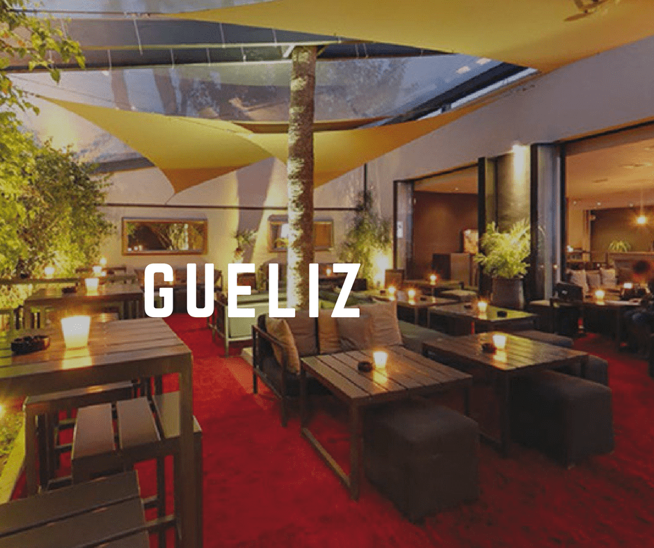 Where to go out in Gueliz
