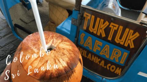 Tuk Tuk Safari and a Colombo Food Tour in Sri Lanka