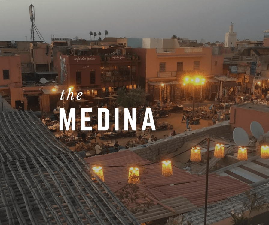 Where to go out in the Medina