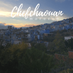 Weekend in Morocco: Beautiful, Blue Chefchaouan