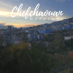 Chefchaouan, Morocco