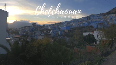 Weekend in Morocco: Beautiful, Blue Chefchaouan