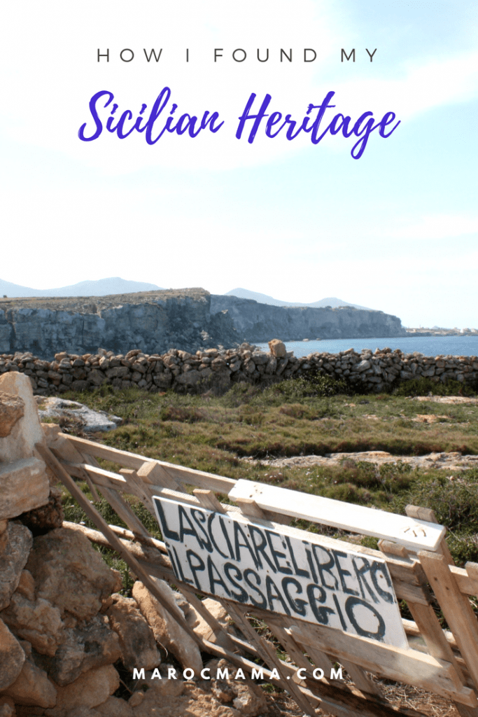 How I found my Sicilian heritage in Favignana, Sicily