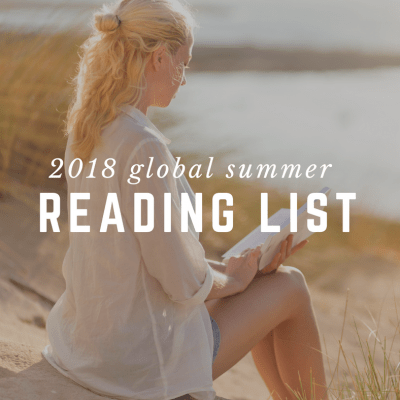 A Globally Inspired Summer Reading List