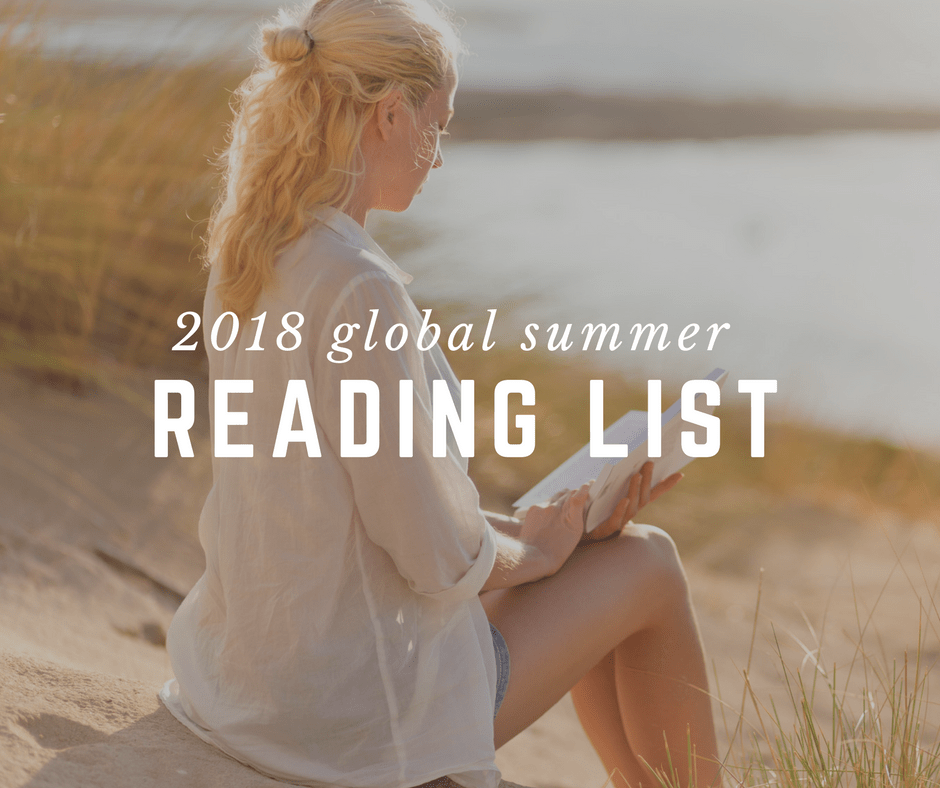 2018 summer reading list