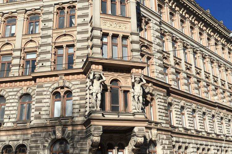 Helsinki Art Nouveau Architecture