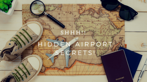 Hidden Airport Secrets from Around the World
