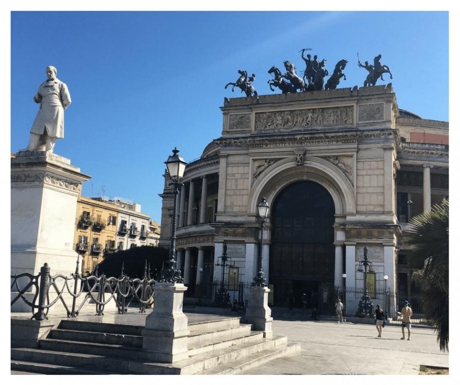 Palermo Sicily Coliseum