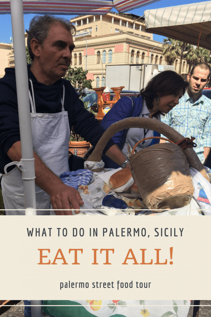 Palermo Sicily Street Food Tour