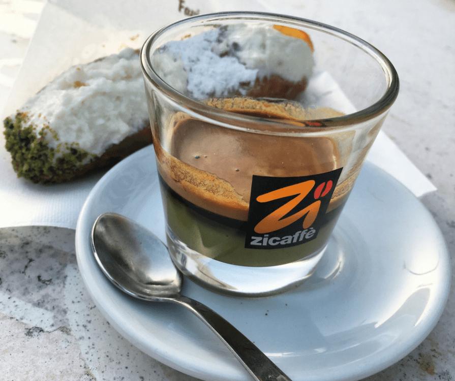 Pistachio Cream Espresso