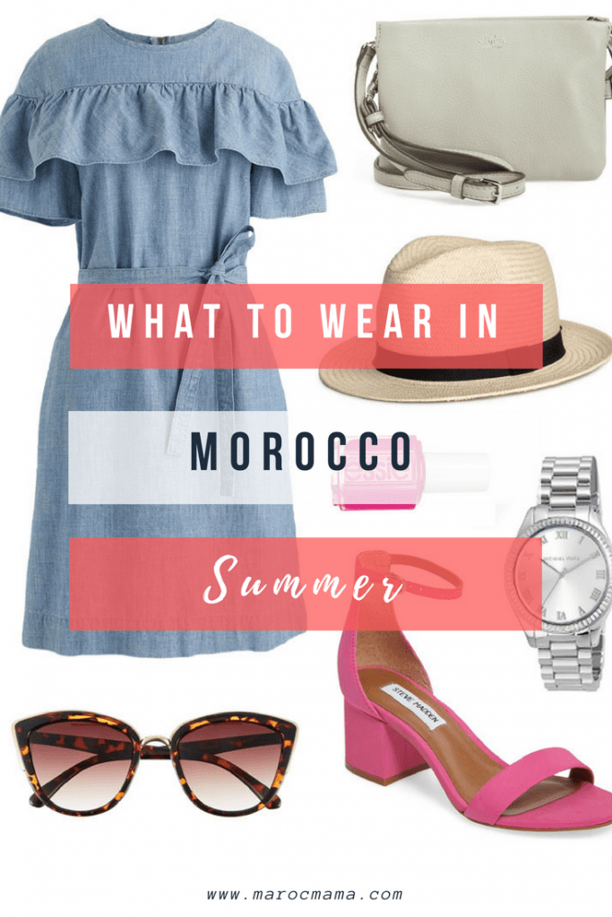 What to wear in Morocco when you visit during summer
