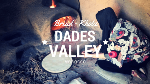 Making Bread Hidden in the Dades Valley