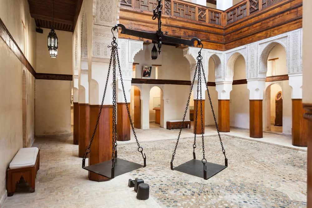 Nejjarine Museum, Fez