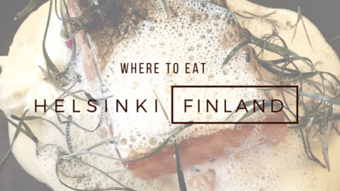 Where to Eat: Helsinki Cafes and Restaurants