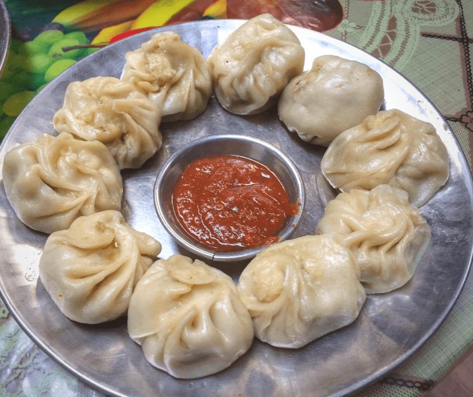 How To Make Momo Nepali Food