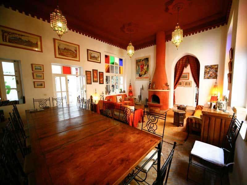 Essaouira Family Hotels - Riad Watier