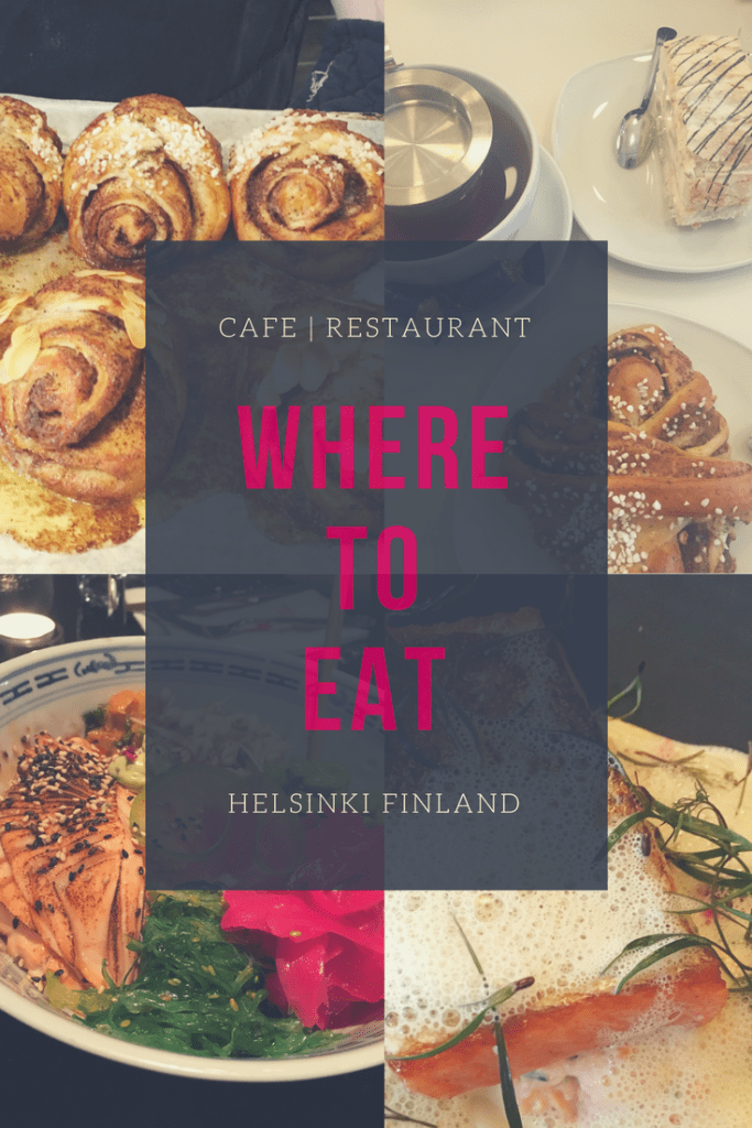 Helsinki Cafes and Restaurants You Must Try When You Visit