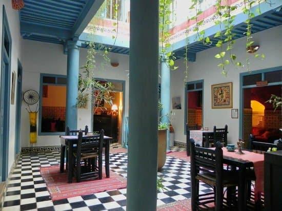 Essaouira Family Hotels - Les Matins Bleus