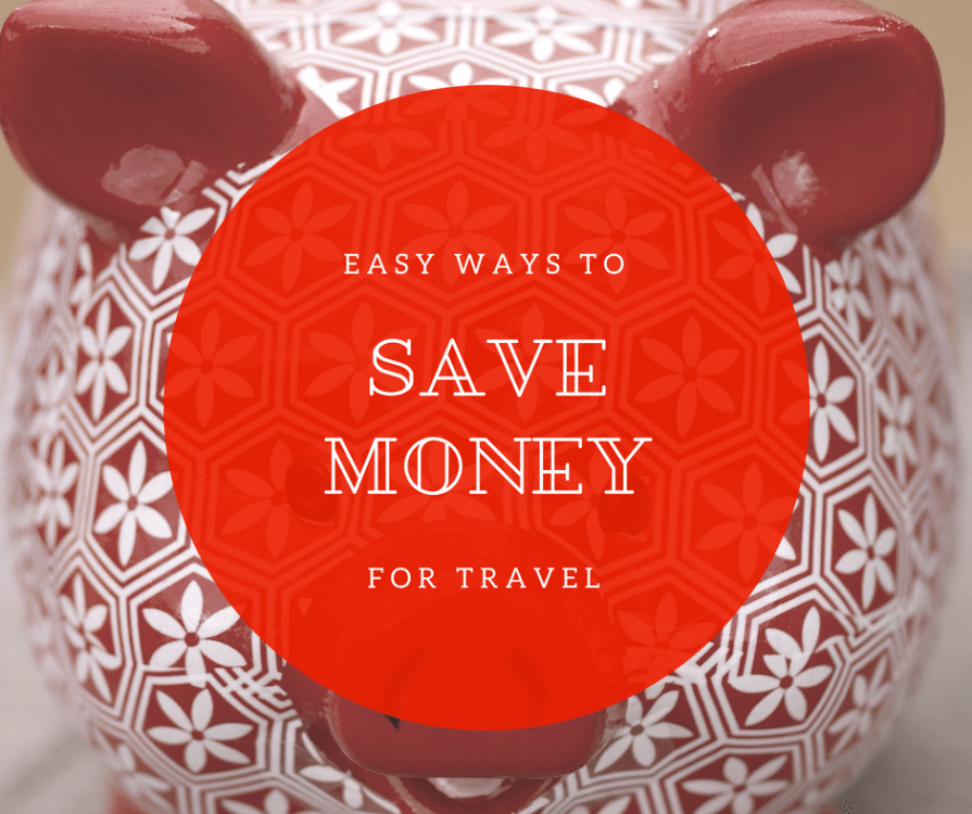 save more money to travel!