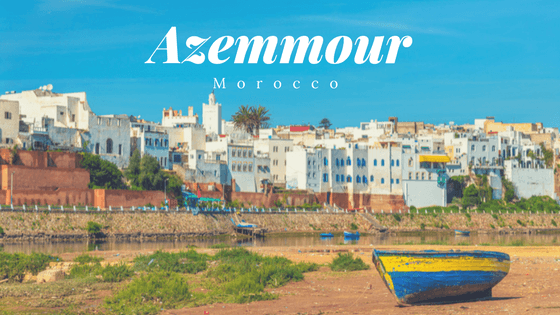 Visiting Azemmour, Morocco