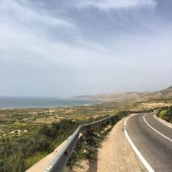 Coastal Road Morocco