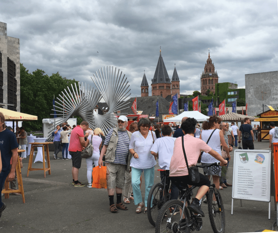 Mainz Germany Festivals