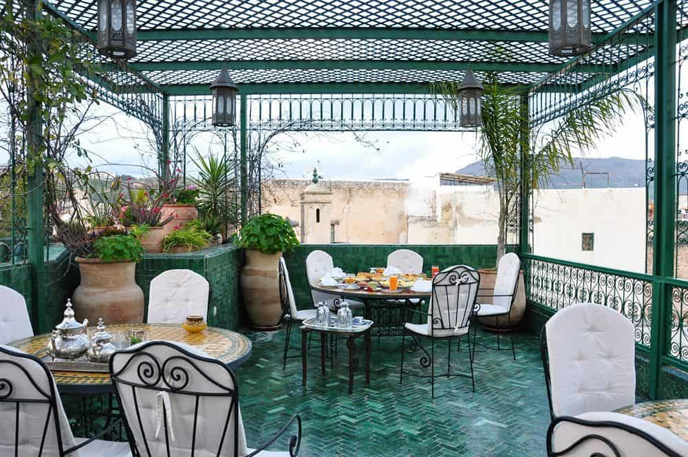 10 Family Friendly Riads and Hotels in Fez