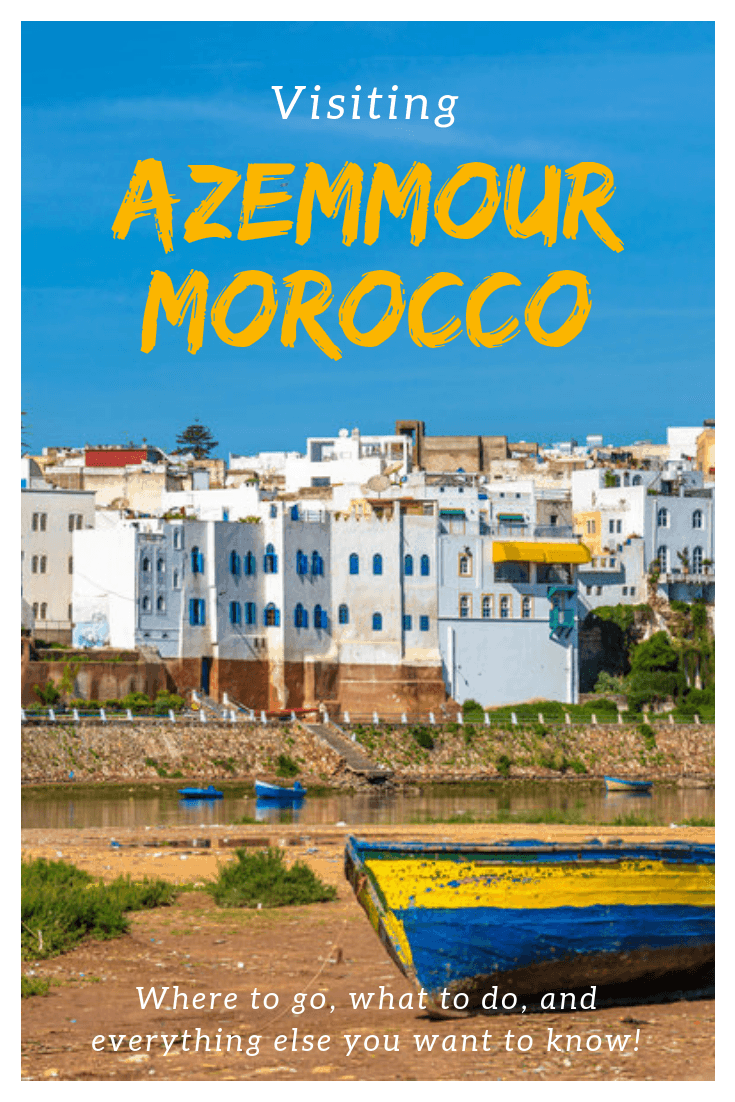 Visiting Azemmour Morocco