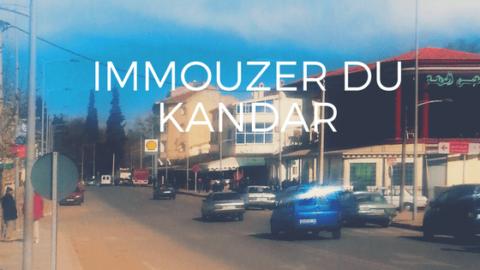 Experiencing Imouzzer du Kandar
