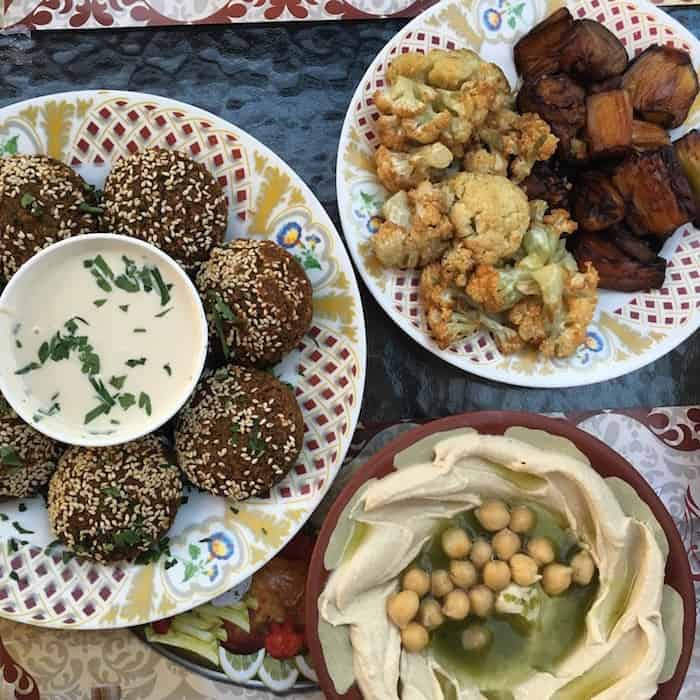 The Best Falafel in Dubai