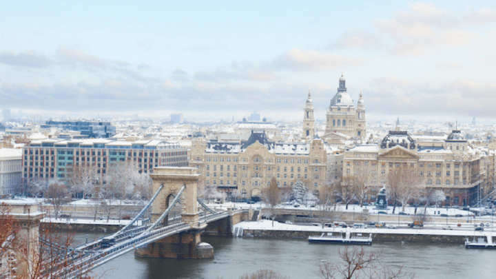 20 Destinations for a Guaranteed White Christmas!