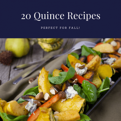 20 Quince Recipes to Try This Fall